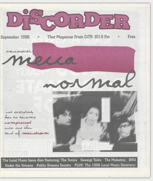 Discorder 2000