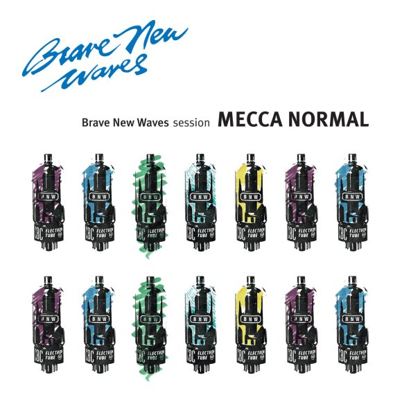 album cover Mecca Normal for CBC Brave New Waves session.jpg