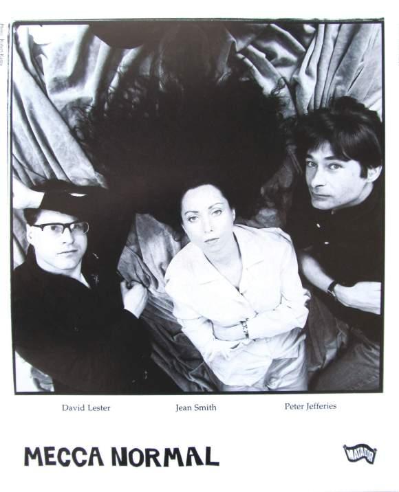 David Lester, Jean Smith, Peter Jefferies
