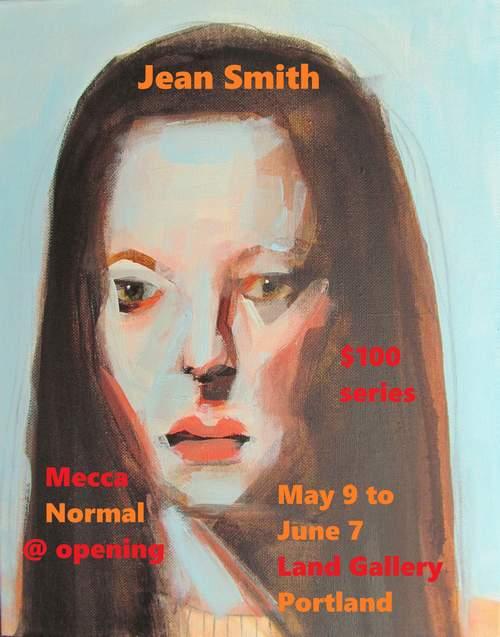 Jean Smith $100 series 500